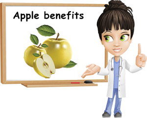 Apple benefits