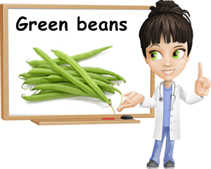 Green beans benefits