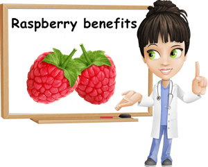 Raspberry benefits