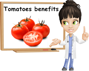 Tomatoes benefits