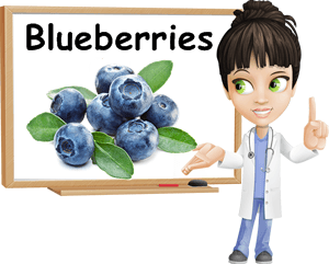 all benefits of blueberries