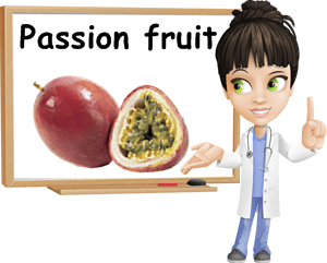 Passion fruit benefits