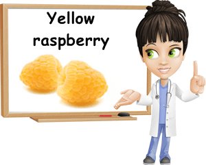 Yellow raspberries benefits
