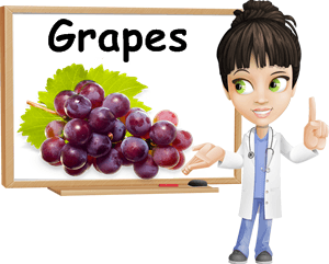 Grapes benefits