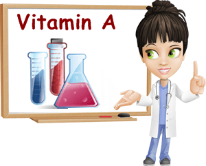 Vitamin A properties