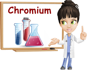 Chromium properties