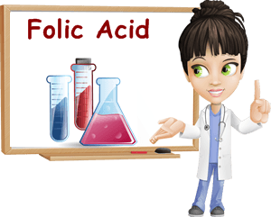 Folic Acid properties