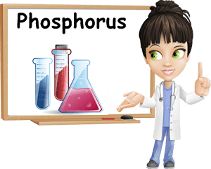 Phosphorus properties