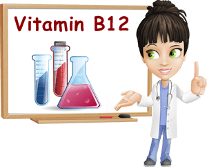 Vitamin B12 properties