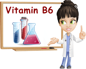 Vitamin B6 properties
