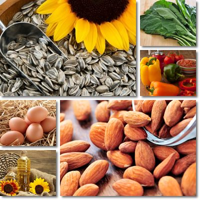 Properties and Benefits of Vitamin E