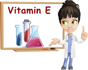 Vitamin E properties