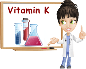 Vitamin K properties