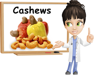 Cashew benefits