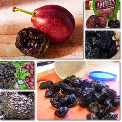 Properties and Benefits of Dried Plums