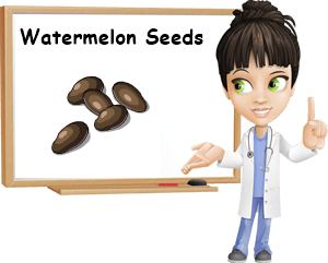 Watermelon seeds properties