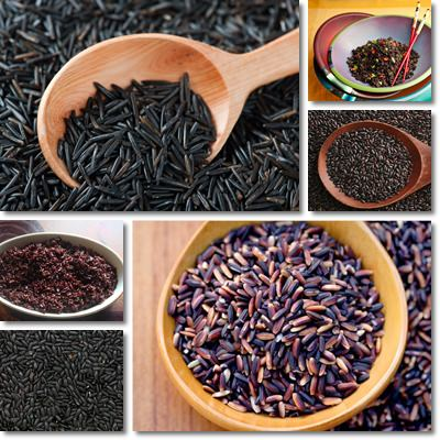 Properties and Benefits of Black Rice