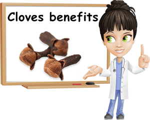 Cloves benefits