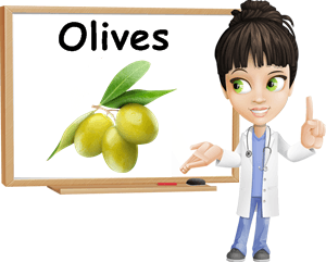 Olives benefits