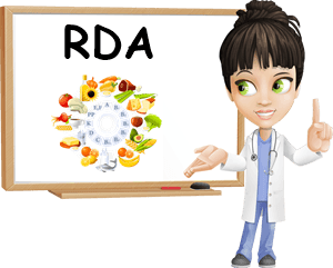 What is RDA?