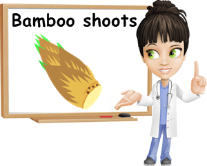 Bamboo shoots benefits
