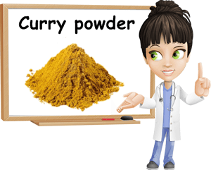 Curry benefits