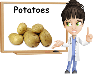 Potato benefits