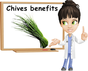 Chives benefits