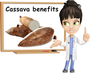 Cassava benefits