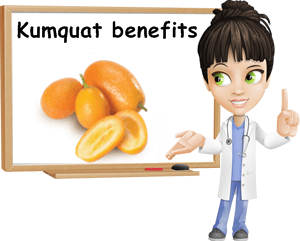 Kumquat benefits