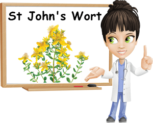 St John's Wort benefits