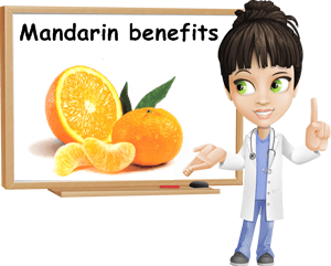 Mandarin benefits
