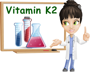 Vitamin K2 properties