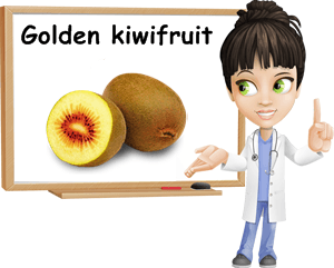 Golden kiwifruit properties