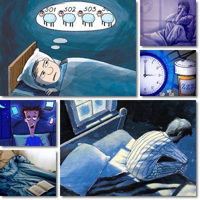 Insomnia: Causes, Symptoms and Treatment