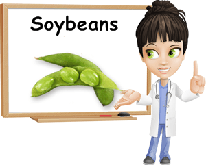 Soybeans properties