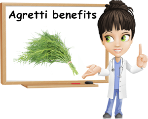 Agretti benefits