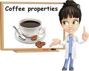 Coffee properties