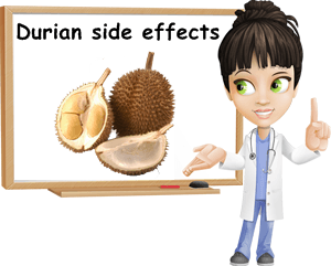 Durian myths