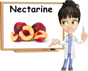 Nectarine benefits