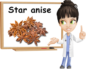Star anise benefits
