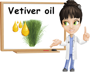 Vetiver essential oil benefits