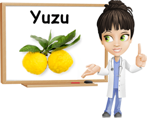 Yuzu benefits