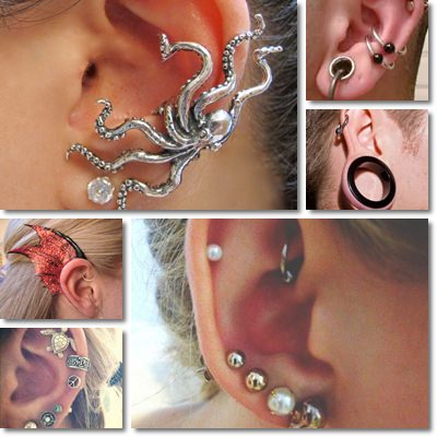 How To Pierce Your Ear By Yourself