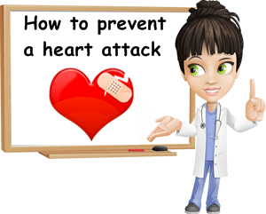 Prevent a heart attack