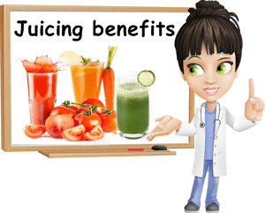 Juicing benefits