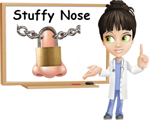 Stuffy nose