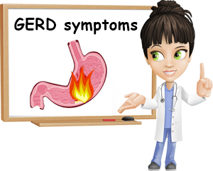 Gastroesophageal Reflux Disease Symptoms – NatureWord