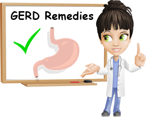 Gastroesophageal reflux disease remedies