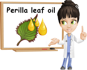 Perilla leaf oil benefits